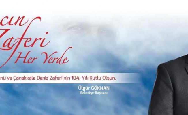Gökhan'dan 18 Mart mesajı