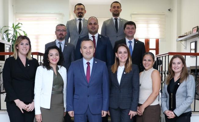 Avukatlar Haftası etkinlikleri sona erdi