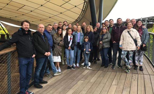 ÇASİAD üyeleri Gaziantep ve Şanlıurfa'yı gezdi