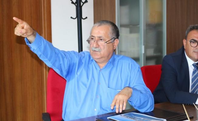 Mutan CHP'den İstifa Etti