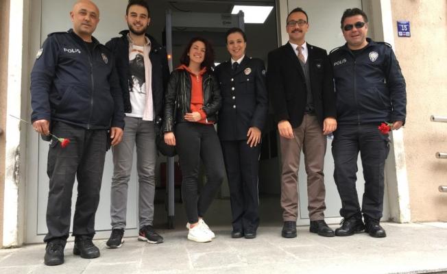 TDD, Polis Haftası'nı kutladı