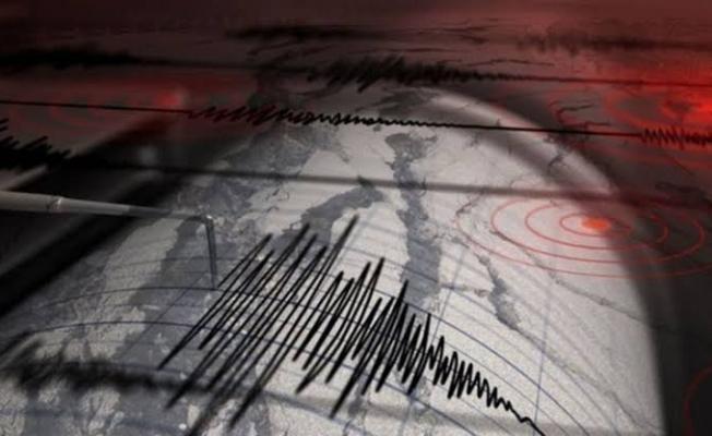 Yine deprem!