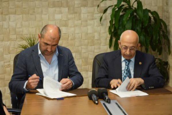 ÇOMÜ ile Dardanel A.Ş arasında protokol anlaşması