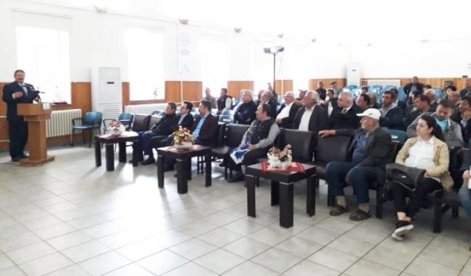 TKDK'den bilgilendirme toplantısı