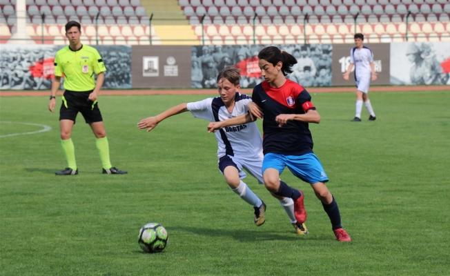 U-14 Ligi Şampiyonu Hastanebayırıspor
