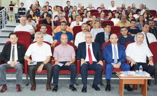 """""""ÇOMÜ'yü Araştırma Üniversitesi haline getirmeliyiz"""""""