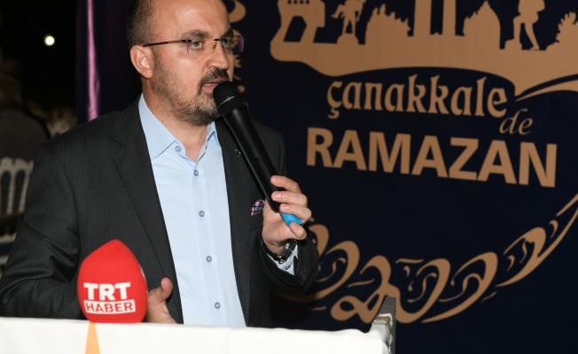 """""""Demirtaş'ın politikasını beğeniyorum diyen bir anlayış İstanbul gibi dünya kentinde bir siyasal risktir"""""""