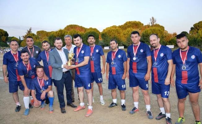 Geleneksel Futbol Turnuvası sona erdi