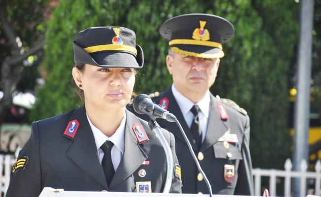 Jandarma 180 yaşında (Video)