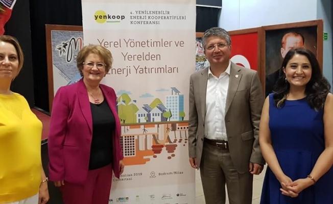 Milas'ta enerji yatırımları konferansı