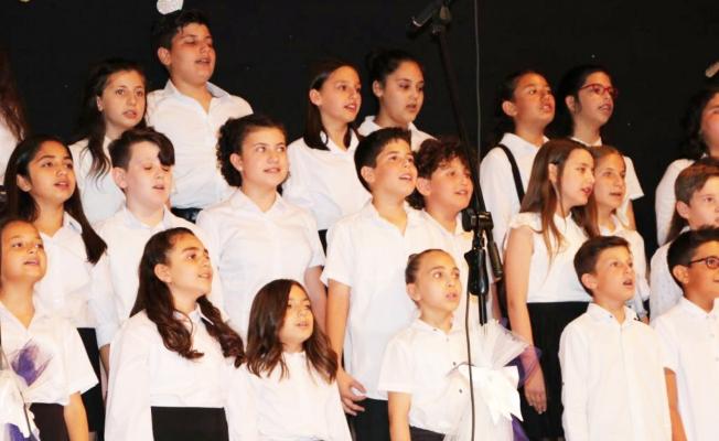 Öğrencilerden muhteşem konser