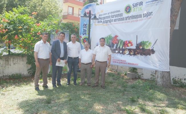Çanakkale'de örnek proje