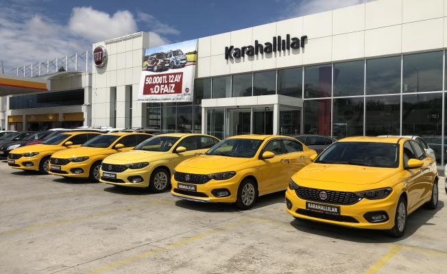 Taksiciler Fiat EGEA dedi
