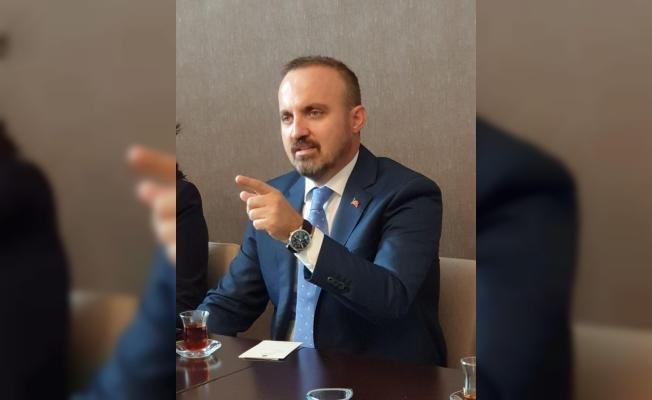 Bülent Turan'dan Kazdağları Açıklaması