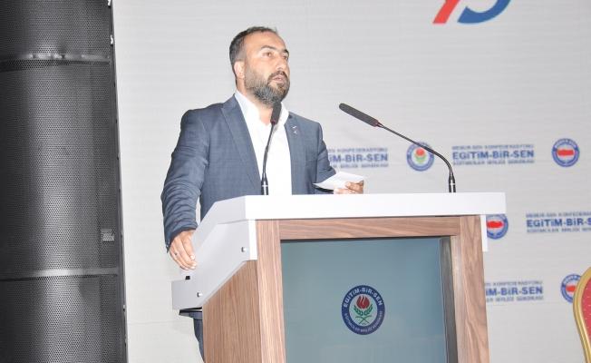 """""""Büyük Türkiye'den payımızı, yeni Türkiye'den haklarımızı istiyoruz"""""""