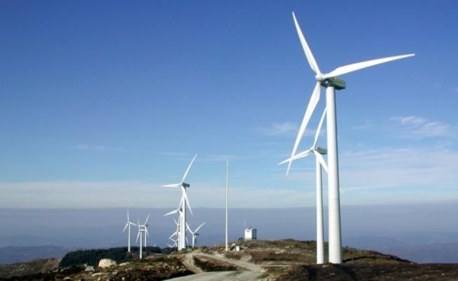 Çanakkale'de Rüzgar Enerji Santrali Üretime başladı