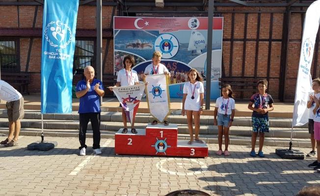 İçdaş Spor Kulübü birinci