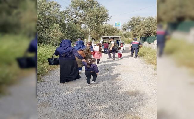 15 operasyonda 483 kaçak göçmen yakalandı