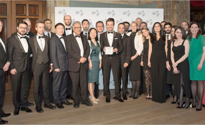1915 Çanakkale Projesi'ne 11 Global Finans Ödülü