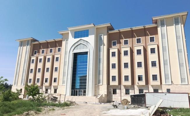 200 kapasiteli öğrenci pansiyonu tamamlandı