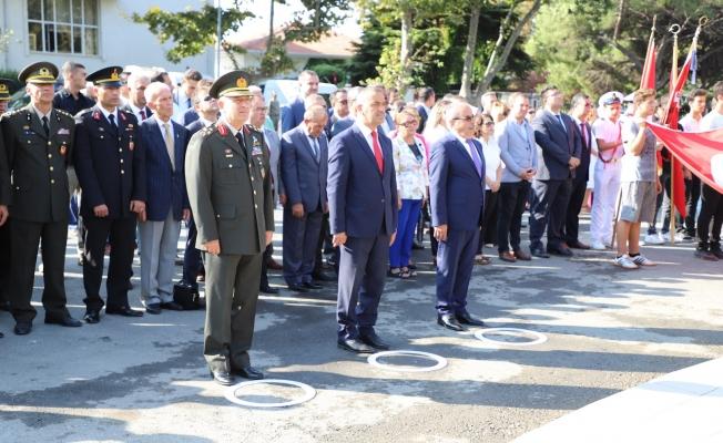 """""""Atatürk, 104 yıl önce Gelibolu Yarımadası'nda doğan bir önderdir"""""""
