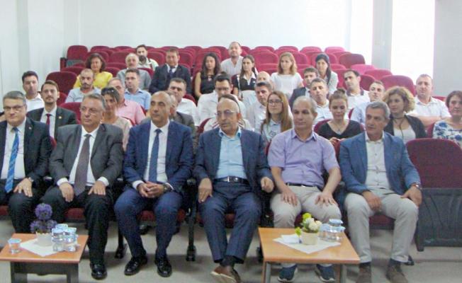 Biga MYO'da akademik kurul toplantısı