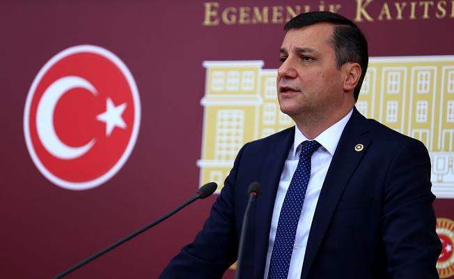 Ceylan Kızılay Holding'i Meclise taşıdı
