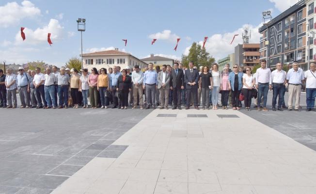 CHP'nin 96. yıldönümü Çan'da kutlandı