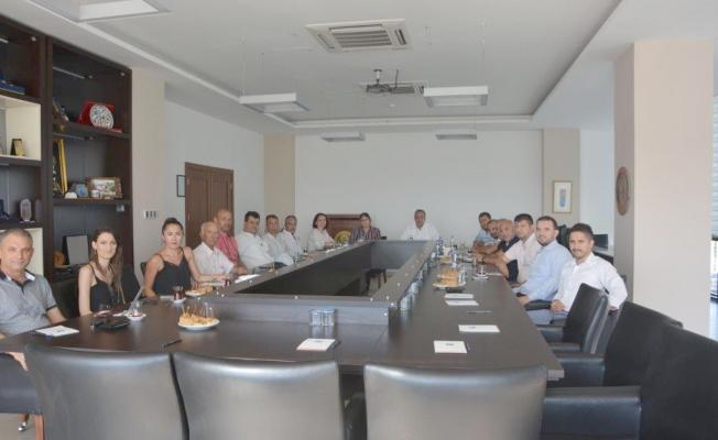 ÇTSO'da sinerji toplantıları sürüyor