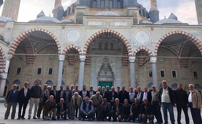 Edirne'yi karış karış gezdiler