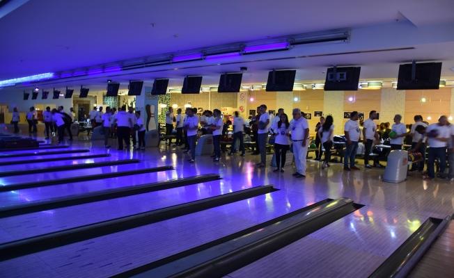 En enerjik Bowling Turnuvası LİMAK Enerji'den