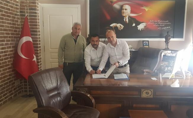 Evreşe Belediyesi'nde toplu iş sözleşmesi