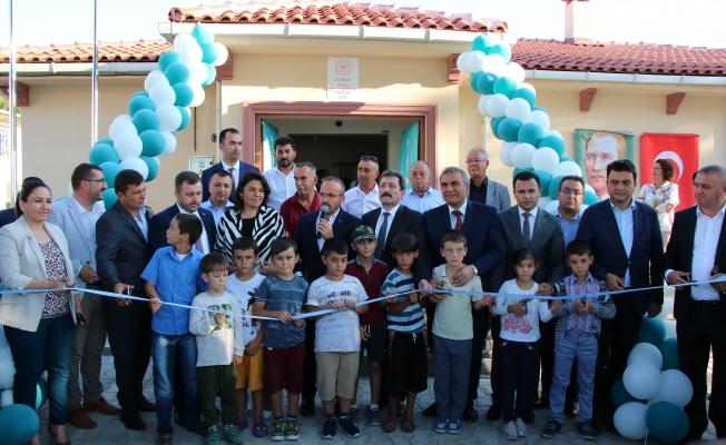 Ezine'de sağlık ocağı açıldı