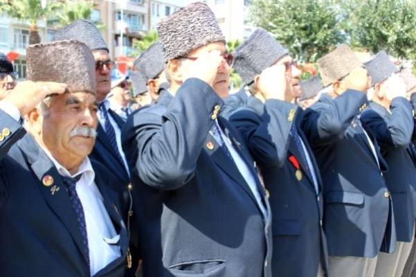 Gaziler Günü kutlandı