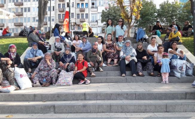 Kadın üreticiler Bursa gezisinde