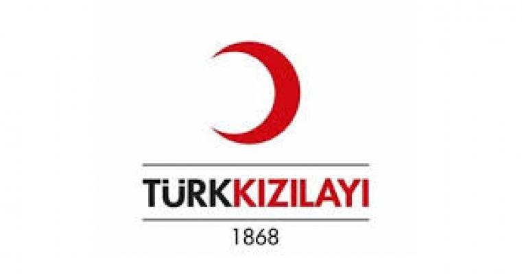 Kızılay'dan Turan Ailesine teşekkür