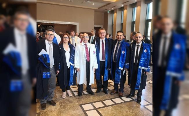 Rektör Murat, Yükseköğretim açılış töreninde
