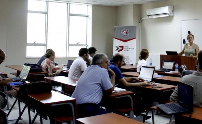 TÜBİTAK Projeleri yazma eğitimleri gerçekleştirildi