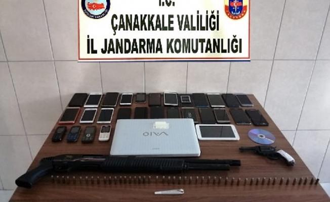 4 İl'de suç örgütüne yönelik operasyon