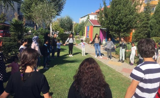'Aktif Tırtıllar' Projesi devam ediyor