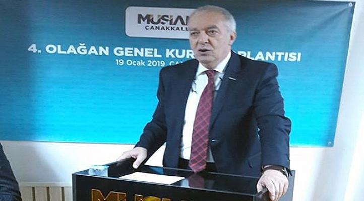 Başkan Mutlu'dan Barış Pınarı Harekâtı değerlendirmesi