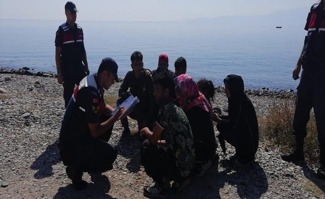 Bin 134 kaçak göçmen yakalandı