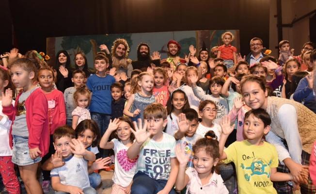 Çan'da çocuklar için muhteşem hafta sonu