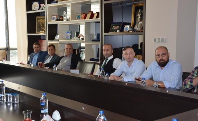 Komite Başkanları toplantıda buluştu