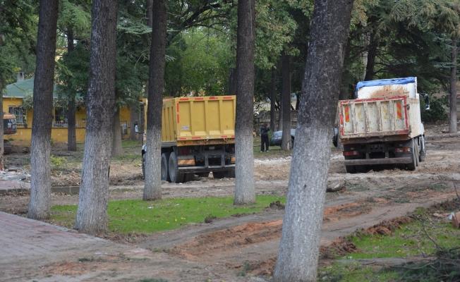 Lapseki'nin çehresi değişiyor