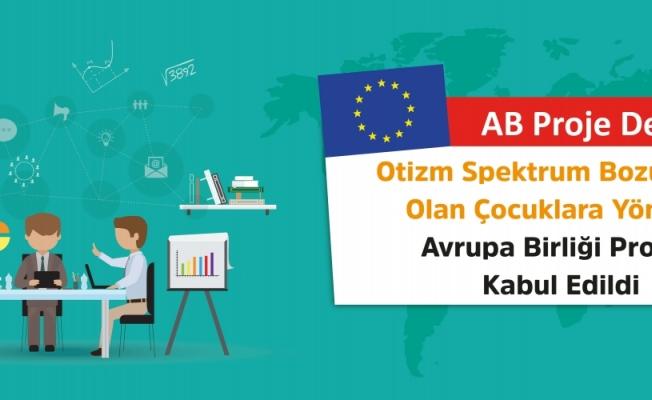 Projeye 203 bin Euro destek