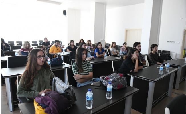 Tıp Fakültesi öğrencilerine temizlik eğitimi verildi