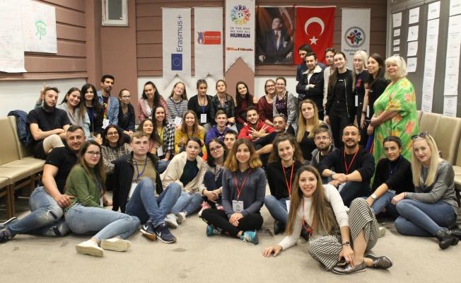 AB Erasmus+Gençlik Değişimi Projesi başladı