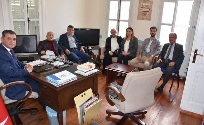 AK Partili Meclis Üyelerinden Dokuz'a ziyaret