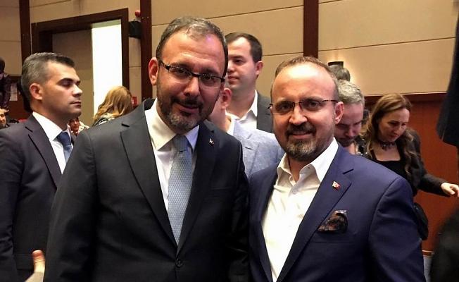 Bakan Kasapoğlu Çanakkale'ye geliyor